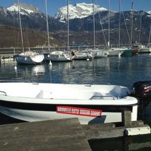Barque Alfa 4,50M-014