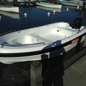 Barque Alfa 4,50M-018