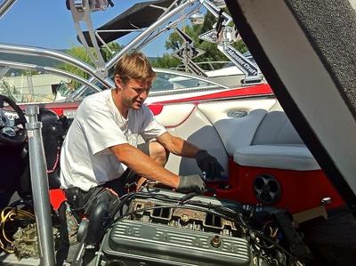 Entretien et Réparation bateau