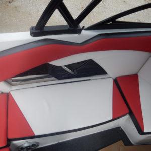 réfection complète intérieur Tigé R20