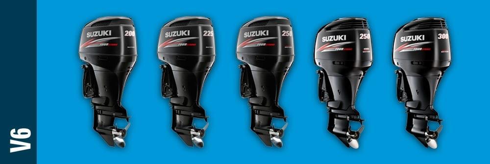 gamme-v6-Suzuki Marine