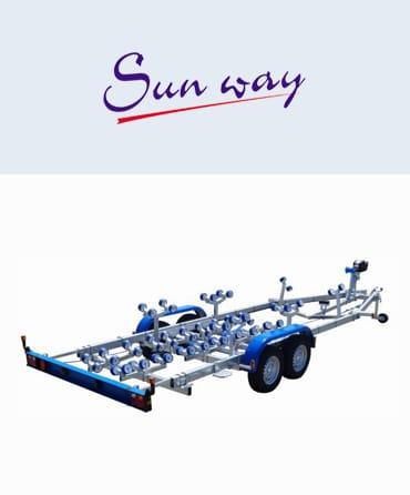 Remorque Bateau Sun Way