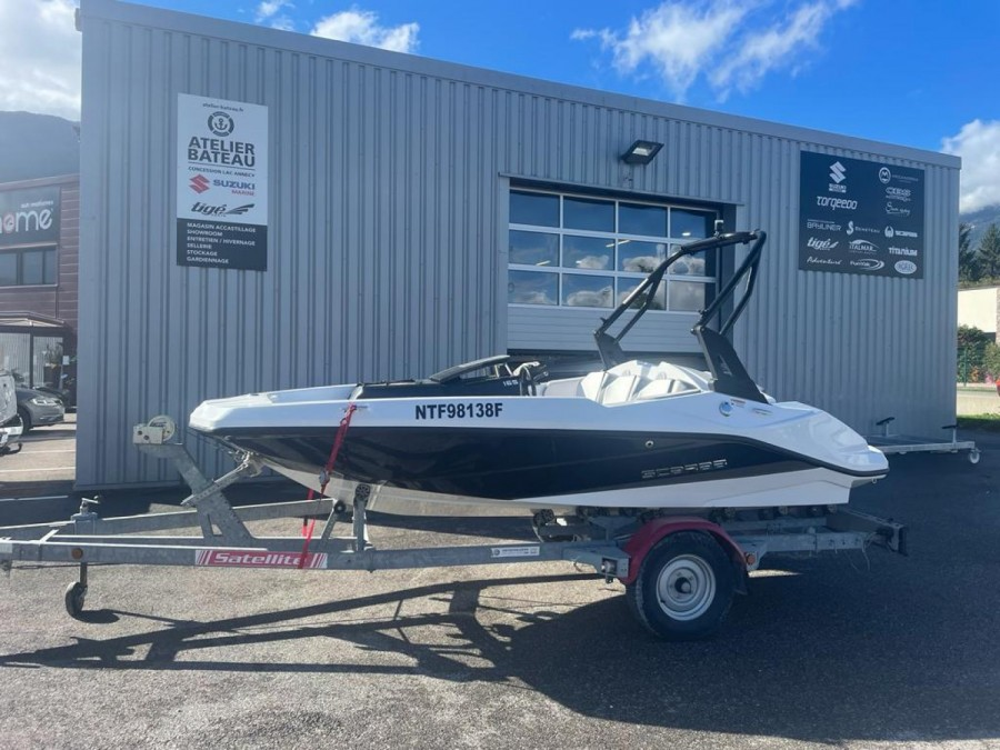Scarab Boats 165 Gost