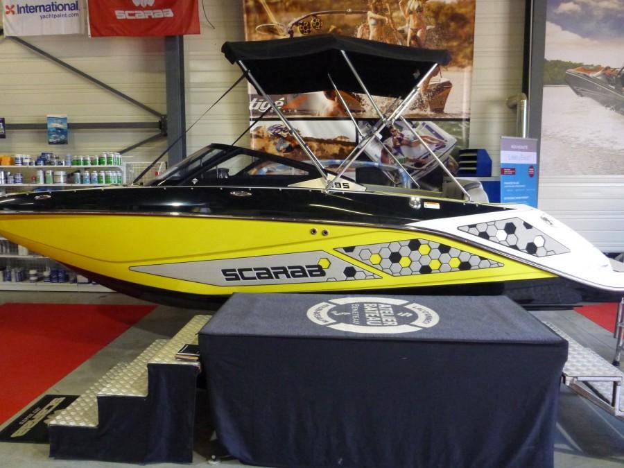 Scarab Boats 195 Identity