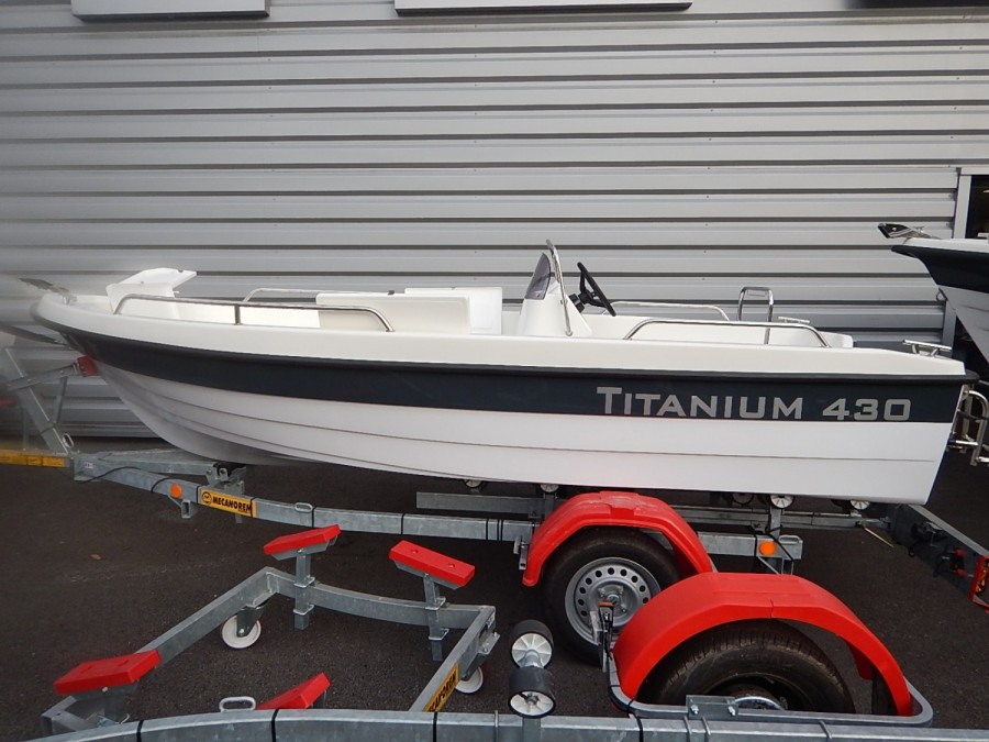 TITANIUM 430 OPEN - 6